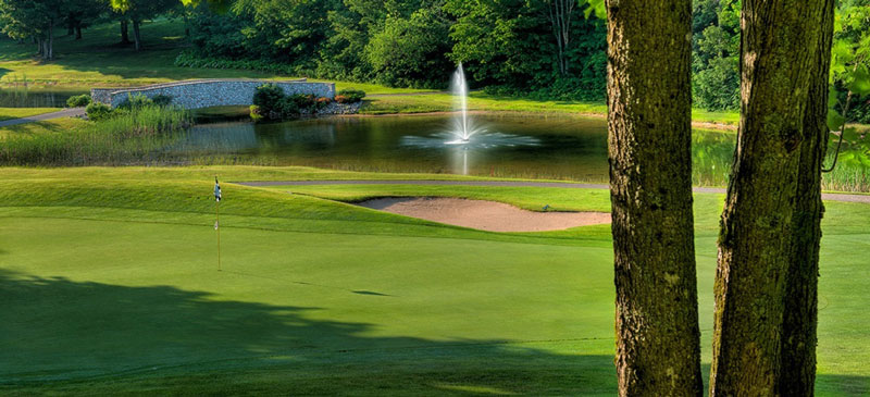 Gaylord Country Club Welcomes Golfers with Traditional Design and Great Greens