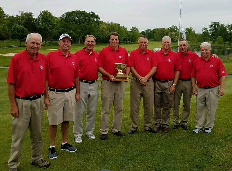 Singles Streak Keys GAM Team Win in 7th Senior Matches with