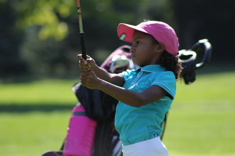 SEE THE VIDEO: Youth on Course is Good for Michigan Golf