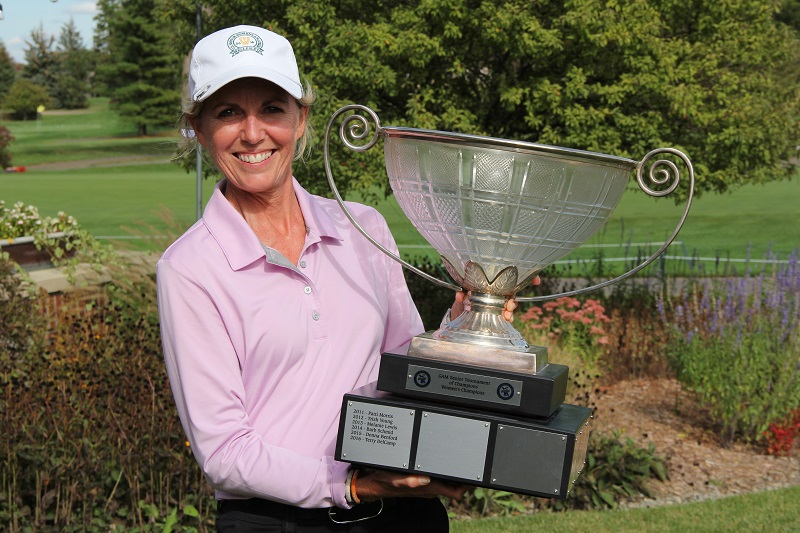 Julie Massa's Big Summer Concludes with Senior Tournament of Champions Title