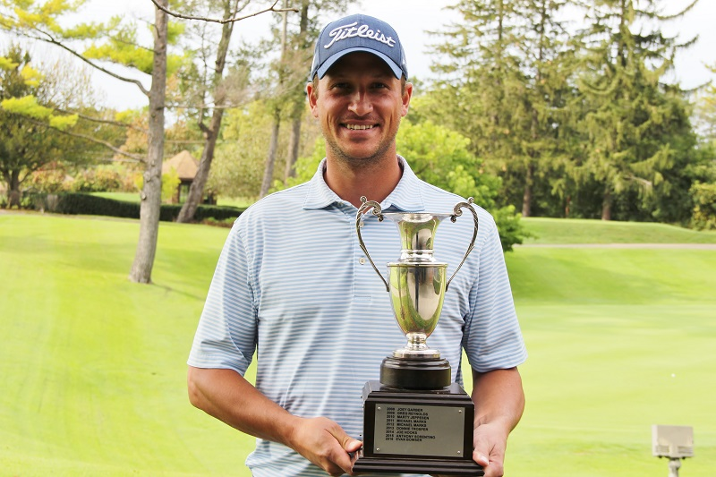 Indianwood's Dave Praet Shoots Interesting 66 to Win GAM Tournament of Champions