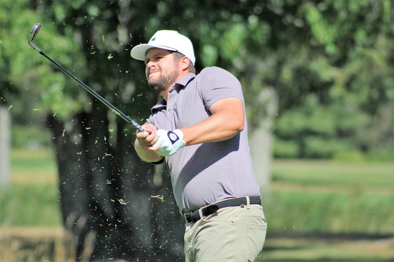 Birdie-Eagle-Birdie Finish Powers White Lake's Michael Coriasso to GAM Mid-Amateur Victory